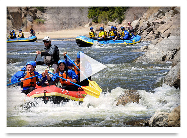 About The Arkansas River